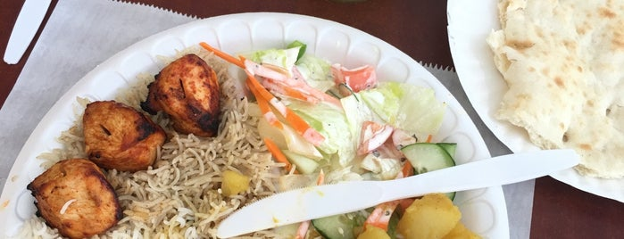 Al-Zaytoun Kabob & Grill is one of NoVa.