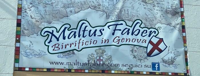 Maltus Faber is one of Tra i Caruggi e il mare - Genova #4sqcities.