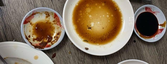 ฮก福 ข้าวมันไก่สิงคโปร์ is one of KKU food.