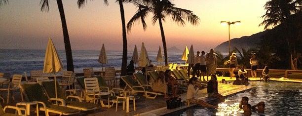 Maresias Beach Hotel is one of Locais curtidos por Daniel.