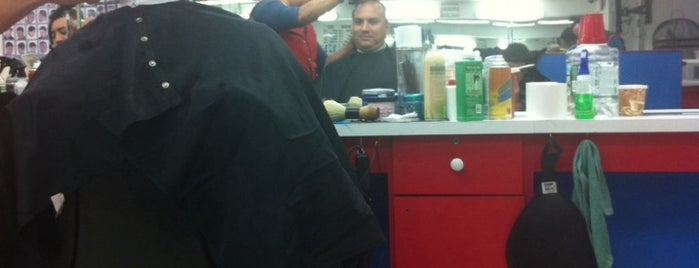 Fernandez Barber Shop is one of Xristo does NY.
