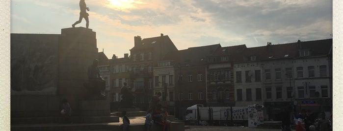 AU BORD De L'EAU is one of Brussels with Kids.