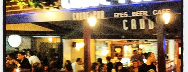 Cadde Pub is one of İzmir İzmir.