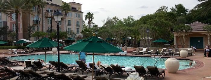 Portofino Villa Pool is one of Orte, die Super gefallen.