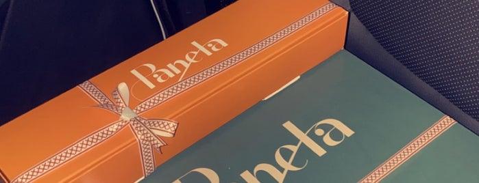 Panela is one of Coffee shops | Riyadh ☕️🖤.