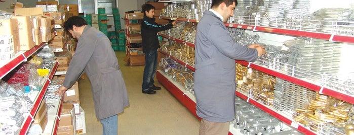 Yumak Alüminyum is one of Mücahit'in Beğendiği Mekanlar.