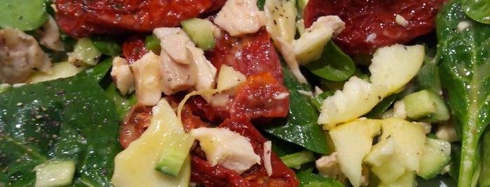 Eat Salad is one of Lieux qui ont plu à Mateusz.