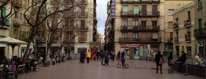 Plaça de la Revolució de Setembre de 1868 is one of Barcelona.