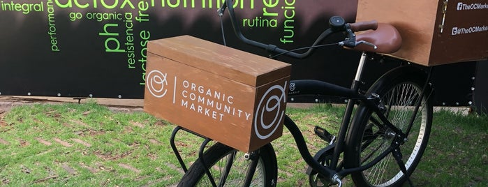 Organic Community Market is one of Irlys 님이 좋아한 장소.
