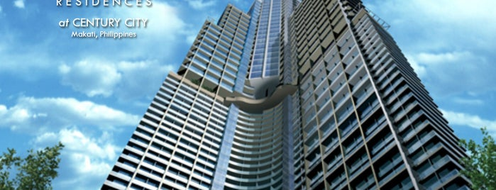 The Gramercy Residences is one of Makati City.