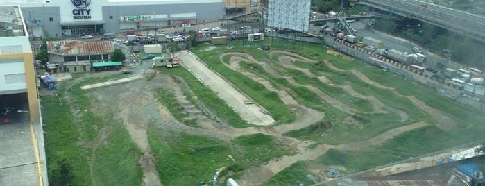 NAMSSA Motocross Range is one of Paranaque.