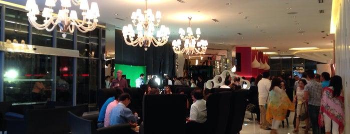 Paris Beach Club Concierge & Lounge is one of Century Properties.