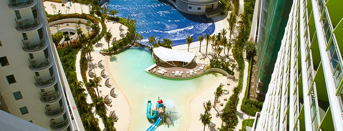 Azure Urban Resort Residences is one of Century Properties.