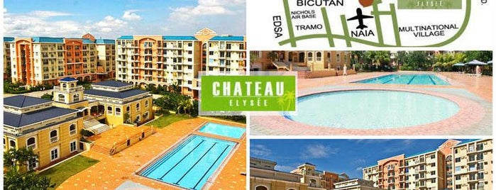 Chateau Elysee Condominium is one of Paranaque.