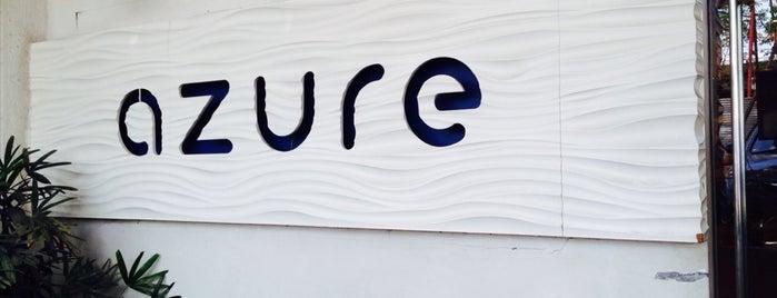Azure Sales Center is one of Azure Urban Resort Residences.