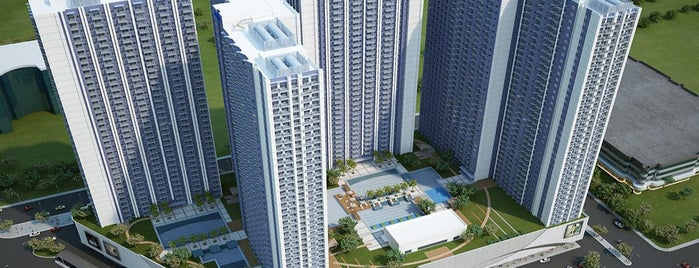 Jazz Residences is one of Makati City.