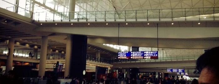 Международный аэропорт Гонконга (HKG) is one of Hong Kong.