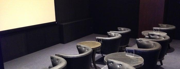 Paris Beach Club Movie Room is one of Century Properties.