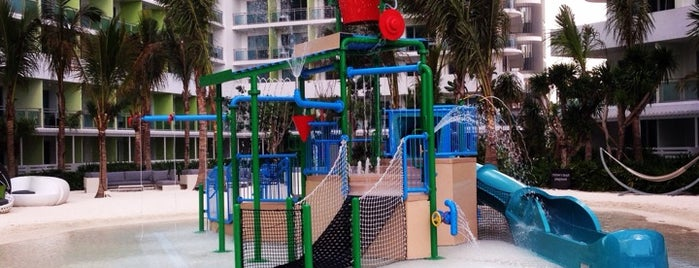 Children's Beach Playground is one of Century Properties.