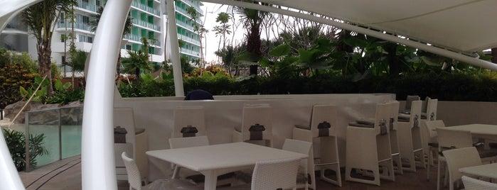 Ibiza Beach Bar is one of Century Properties.