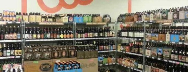 Tasty Beverage Company is one of Triangle Craft Beer.