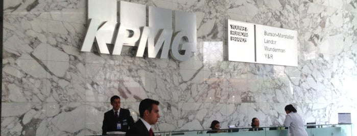 KPMG Cárdenas Dosal SC is one of Posti che sono piaciuti a Angeles.