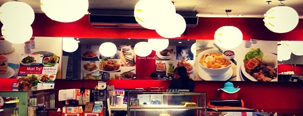 Secret Recipe is one of Chanine Mae 님이 좋아한 장소.