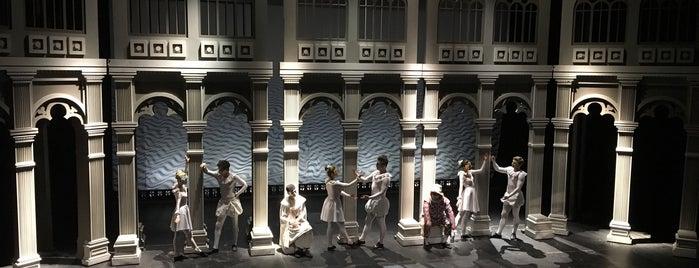 """Московский театральный центр """"Вишневый сад"""" is one of Lieux qui ont plu à Marina."""