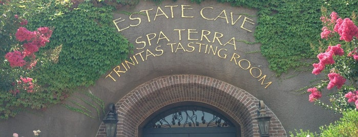 Meritage Resort and Spa is one of Napa?.