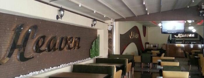 Heaven Cafe & Bistro is one of Lugares favoritos de Mustafa.