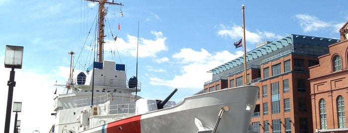 USCGC Taney (WHEC/WPG 37) is one of Orte, die Karen gefallen.