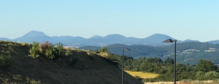 Aire des Volcans d'Auvergne is one of Phanie 님이 좋아한 장소.