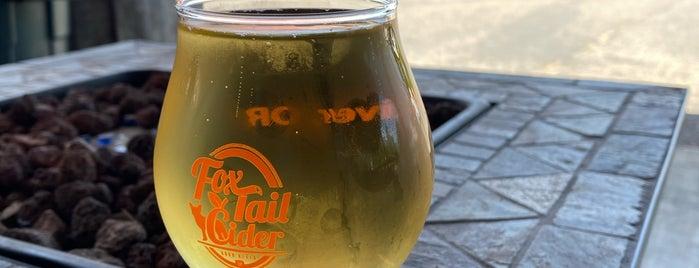 Fox Tail Cider is one of Locais curtidos por Benjamin.