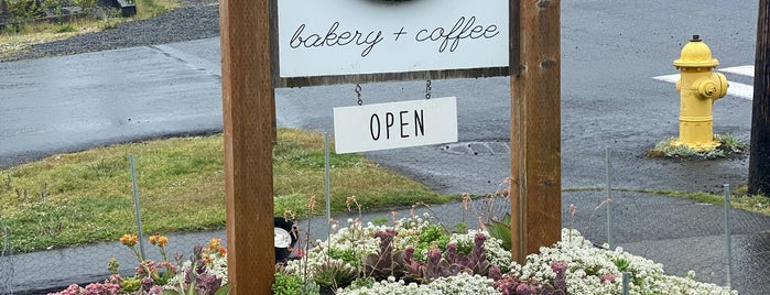 Sea Level Bakery + Coffee is one of Oregon - The Beaver State (1/2).