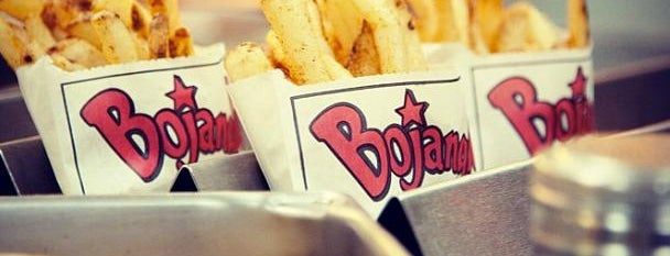 Bojangles' Famous Chicken 'n Biscuits is one of Graham.