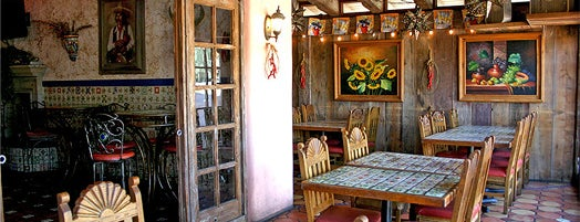 Rancho de Tia Rosa is one of Good Restaurant.