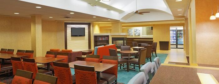 Residence Inn Austin North/Parmer Lane is one of Ben's list for Hotel and Resort.