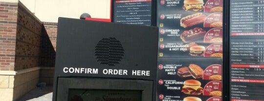 Freddy's Steakburgers and Custard is one of Tempat yang Disimpan Claire.