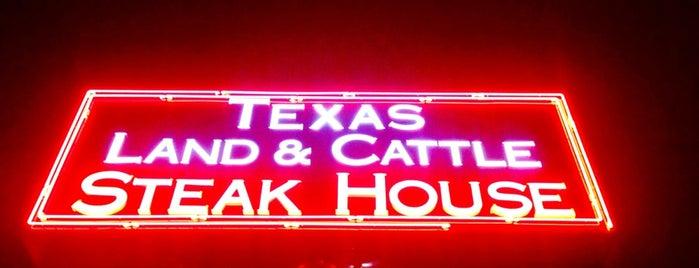 Texas Land & Cattle is one of Valeria 님이 좋아한 장소.