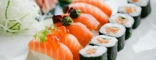 Imperador Sushi is one of Orte, die DOUGLAS gefallen.
