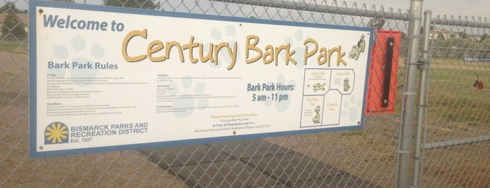 Century Bark Park is one of Posti che sono piaciuti a Mirinha★.