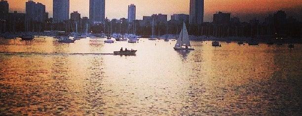 McKinley Marina is one of Milwaukee.