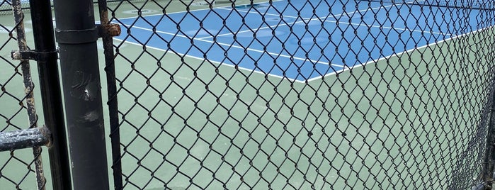 Venice Beach Paddle Tennis Courts is one of Must-visit Great Outdoors in Venice.