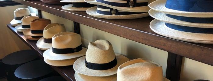 Goorin Bros. Hat Shop Magazine St. is one of Travelin'.