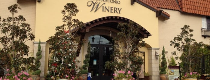 San Antonio Winery is one of Drinking Made Easy.
