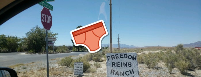 Sheri's Ranch is one of Vegas.