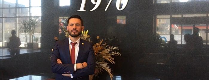 Türkiye Gazetesi is one of Özel.