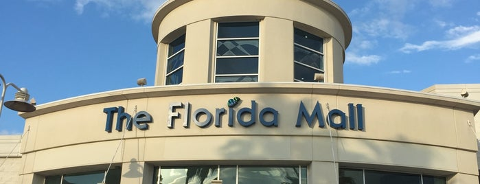 The Florida Mall is one of Orlando.