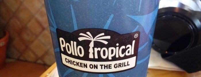 Pollo Tropical is one of Tempat yang Disukai Avery.