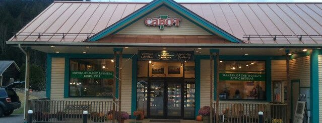 Cabot Cheese Annex is one of Breweries.